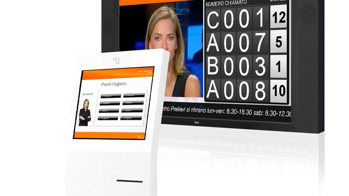Kiosk presenta la nuova gamma eliminacode