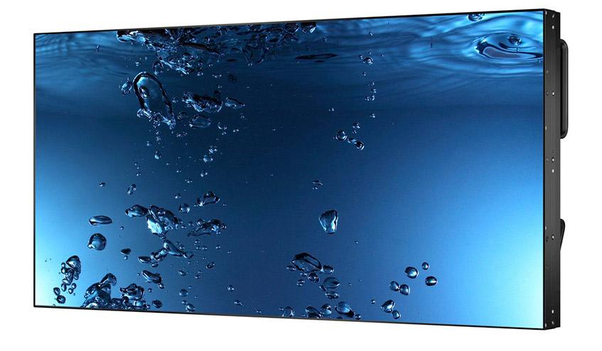 Display Digital Signage con cornice ultrasottile