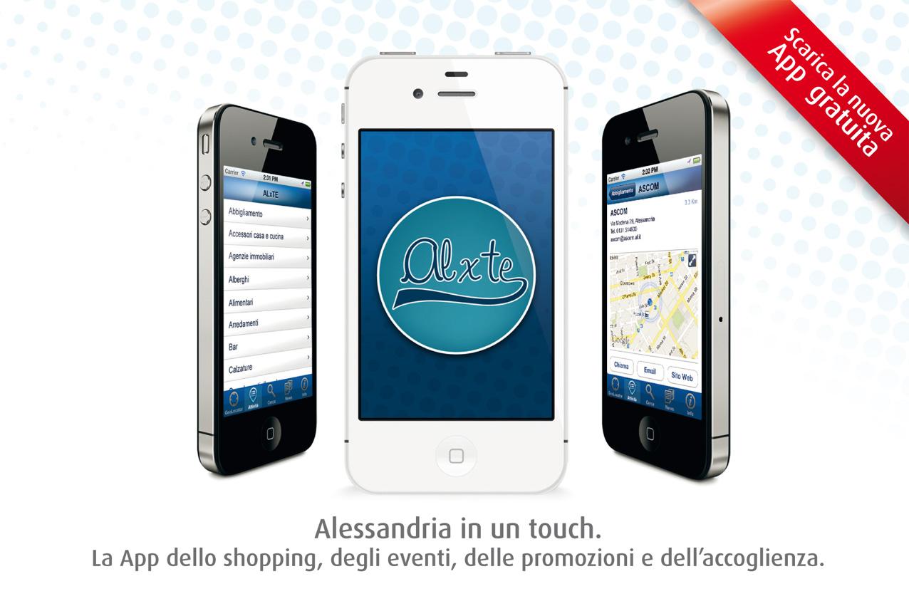 ALXTE: la prima app per la città di Alessandria