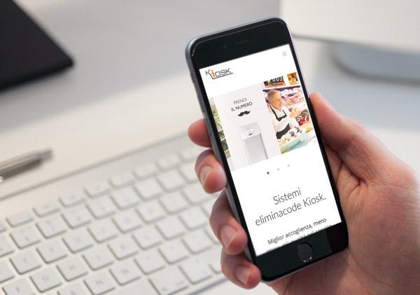 Nuovo sito per gli elimina code Kiosk: kioskeliminacode.it