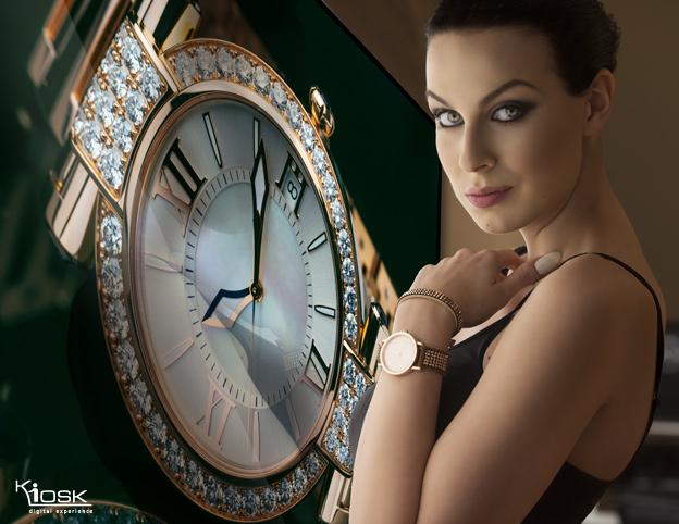 Anche il Luxury abbraccia il Digital Signage